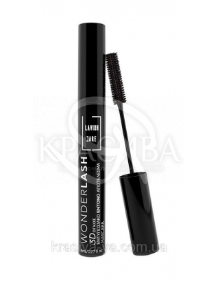 Wonderlash Mascara 3D Volume With one Pass Тушь для ресниц, 8 мл