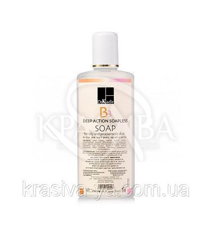 Очищающий гель для проблемной кожи глубокого действия, 250 мл - 1
