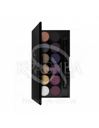 Sleek I-Divine Palette Vintage Romance - Палетка теней для век, 12*1.1 г : Sleek make up