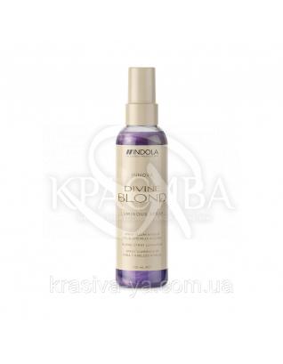 Нейтрализующий спрей-кондиционер Divine Blond Luminous Spray, 150 мл : Кондиционер для волос