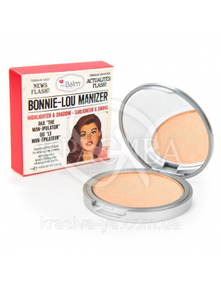 The Balm Bonnie Lou Manizer - Хайлайтер для особи, 9.06 р : Хайлайтери
