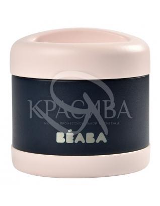 Термос для їжі  рожевий з синім : Beaba