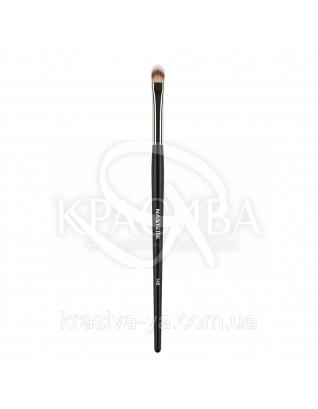 148 Aqua eyeshadow and corrector, synthetic - Кисть для акварелі і корекції, синтетика : Nastelle