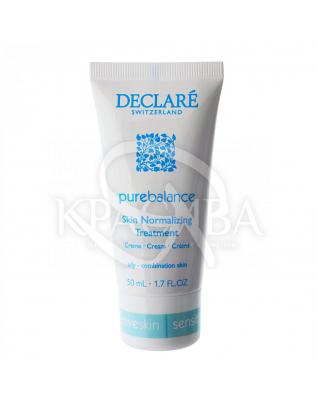 Нормализующий крем для жирной и комбинированной кожи Тестер- Skin Normalizing Treatment Cream Tester, 50 мл : Declare