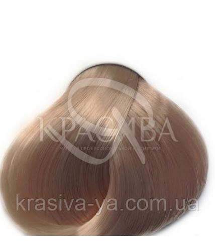 Стойкая Безаммиачная Крем краска для волос 9.23 Очень светлый фиолетовый золотистый блондин, 100 мл - 1