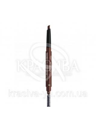 """Косметический карандаш для бровей """"24 Ore Extra Eyebrow Pencil"""" 02, 0.22 г : Карандаш для бровей"""