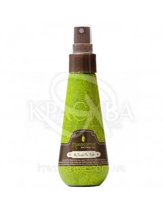 Кондиціонер для розчісування волосся, 100 мл : Macadamia Natural Oil
