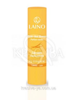 """Laino Бальзам-стік для губ """"Ваніль"""", 4 г : Laino"""