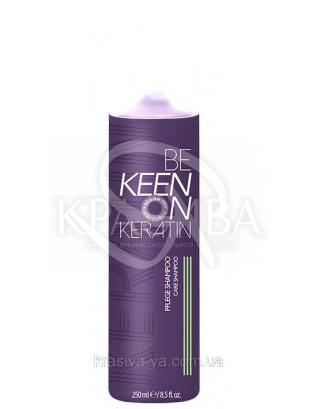 """Keen Keratin Шампунь для волосся з кератином """"Блиск і догляд"""" 250 мл : Засоби від целюліту"""