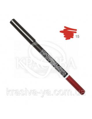 Олівець для губ Lip Liner New 015, 1.5 м : Layla