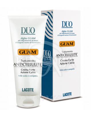 DUO Антицелюлітний крем з розігріваючим ефектом, 200 мл :