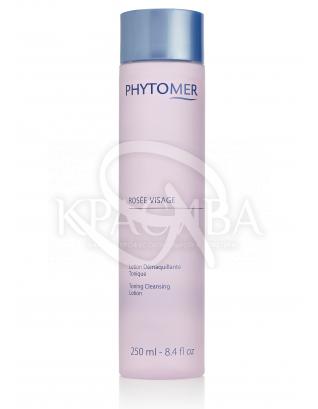 Рожева вода для зняття макіяжу : Phytomer