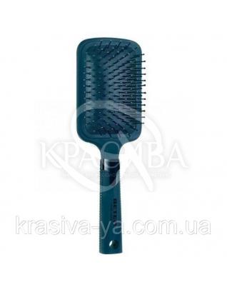 Beter BR Щетка массажная, нейлоновая щетина и защитные кончики, 26 см : Щетки для волос