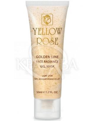 Подтягивающая гелевая маска с золотом :