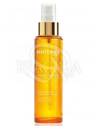 Дорогоцінний масло для обличчя, тіла і волосся : Phytomer