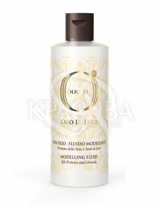 Barex Olioseta ODL - Моделирующий флюид с протеинами шелка, 200 мл : Флюид для волос