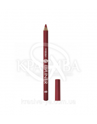 "Косметический карандаш для губ Lip Liner ""New Color Range"" 09 Cherry, 1.5 г : Карандаш для губ"