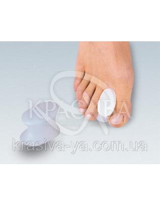 Силиконовый корректор от подагры L, 4 шт : Ортопедические изделия