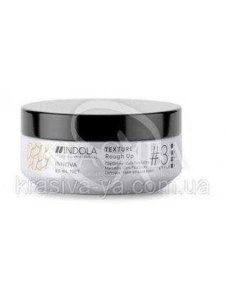 Крем-воск для матовых укладок Innova Texture Rough Up, 85 мл : Воск для волос