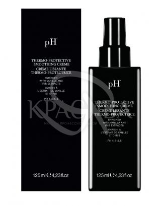 Термозащитный крем для гладкости волос : Термозащита для волос