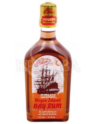 Лосьйон після гоління Clubman Bay Rum After Shave Lotion, 177 мл : Clubman