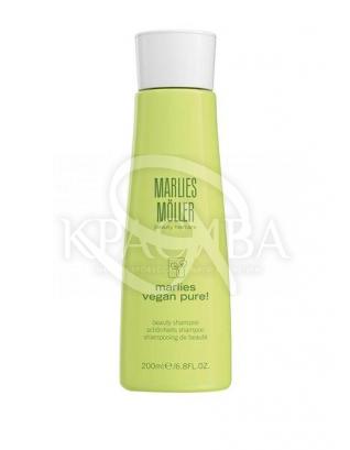 Shampoo Vegan Pure Натуральный шампунь для волос Веган, 200 мл : Шампунь безсульфатный