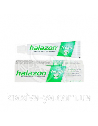 One Drop Only Halazon Multiactive Fresh Освіжаюча зубна паста, 3 * 25 мл : One Drop Only