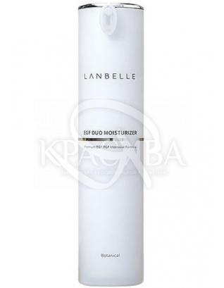 Крем увлажняющий для лица EGF : Lanbelle