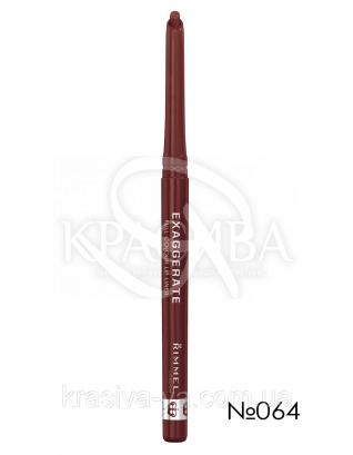 RM Exaggerate -Карандаш для губ (064-Obsession), 0,25 г : Карандаш для губ