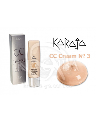 Karaja Крем CC Cream Color Correction 3, 30 мл : СС-крем