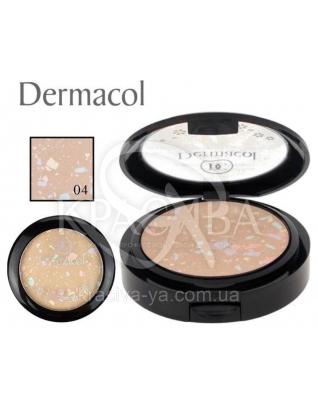 DC Make-up Mineral Compact Powder 04 Пудра компактная минеральная, 8.5 г