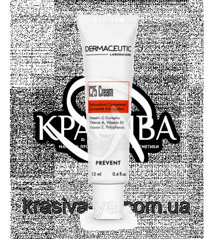 C25 Cream Денна захисна сироватка (антиоксидантний концентрат), 12 мл - 1