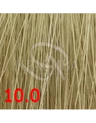 Cutrin Aurora Demi Color - Безаммиачная краска для волос 10.0 Природный блондин, 60 мл : Безаммиачная краска