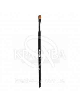218 Eyeshadow brush, sable - Кисть для тіней, ворс соболь : Nastelle