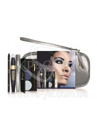 Набор косметики Navy Blue, (4г+1.5г+15мл+15г+1шт) : Beauty-наборы для макияжа