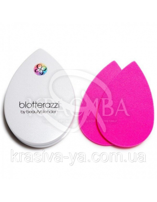 Beautyblender Blotterazzi - Матирующие спонжи для макияжа : Спонжи и пуховки