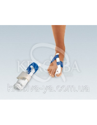 Шина для выравнивания подагры, правая (левая) 36-44 рр., 1 шт : Ортопедические изделия