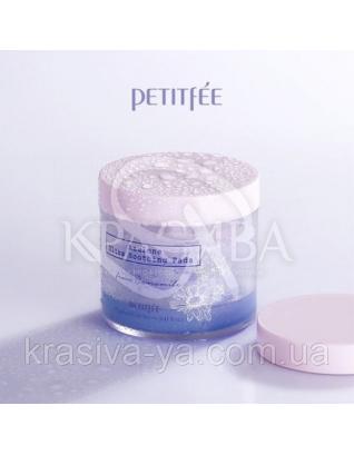 Ультра-зволожуючі подушечки PETITFEE Azulene Ultra Soothing Pads, 70шт : PETITFEE