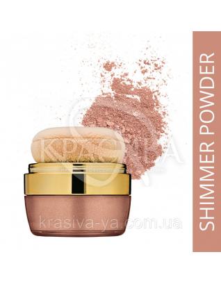 Пудра для лица Face Sheer Highlighter - Sun Kissed, 4 г : Пудра для лица