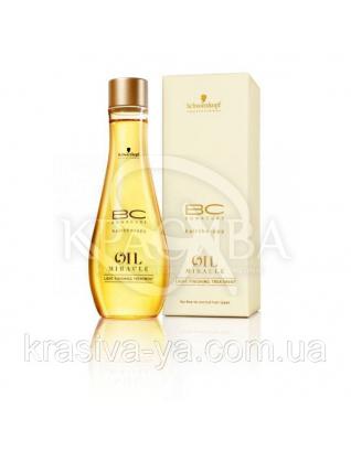 BC OM Light Treatment - Масло, завершающее лечение для тонких и нормальных типов волос, 100 мл