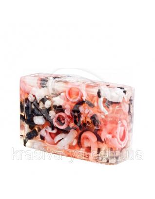 Глицериновое мыло куб ORG - Гуарана, 100 г : Мыло