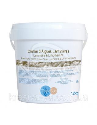 Laminaria Algae Cream Крем з морськими водоростями Ламінарія, 1200 г : Thalaspa