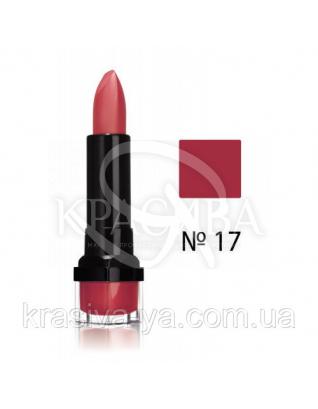 BJ Rouge Edition - Помада поживна і зволожуюча (17-ніжно-рожевий), 3,5 м