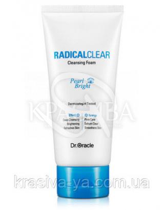 "Radical Clear Пенка для умывания ""Сияние жемчуга"", 120 мл : Dr. Oracle"