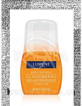 Body Refresh Cloudberry - Дезодорант-антиперспірант з Морошкою, 60 мл : Дезодоранти