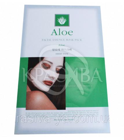 Восстанавливающая маска с алоэ Faifia, 3 шт * 20г - 1