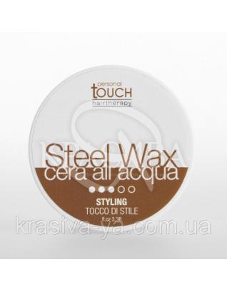 Personal Touch Воск-блеск для моделирования на водной основе (STYLING), 100 мл : Воск для волос