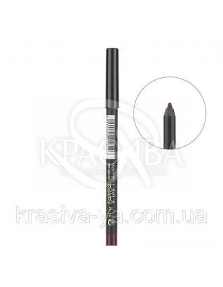Карандаш для губ Lip Liner Delicato no Transfer Mat 012, 1.5 г : Layla