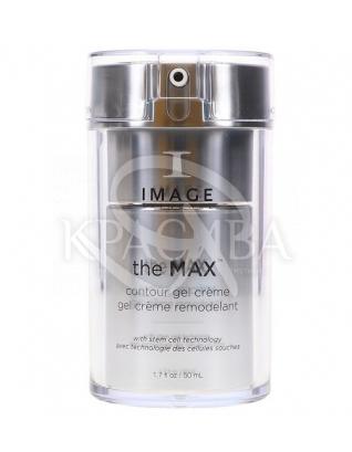 Крем-гель контур для лица The MAX :