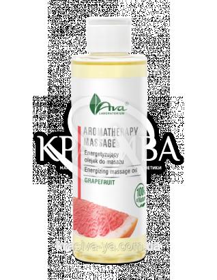 Энергизирующее массажное масло с грейпфрутом - Energizing Massage Oil-Grapefruit, 200 мл : Масло для массажа